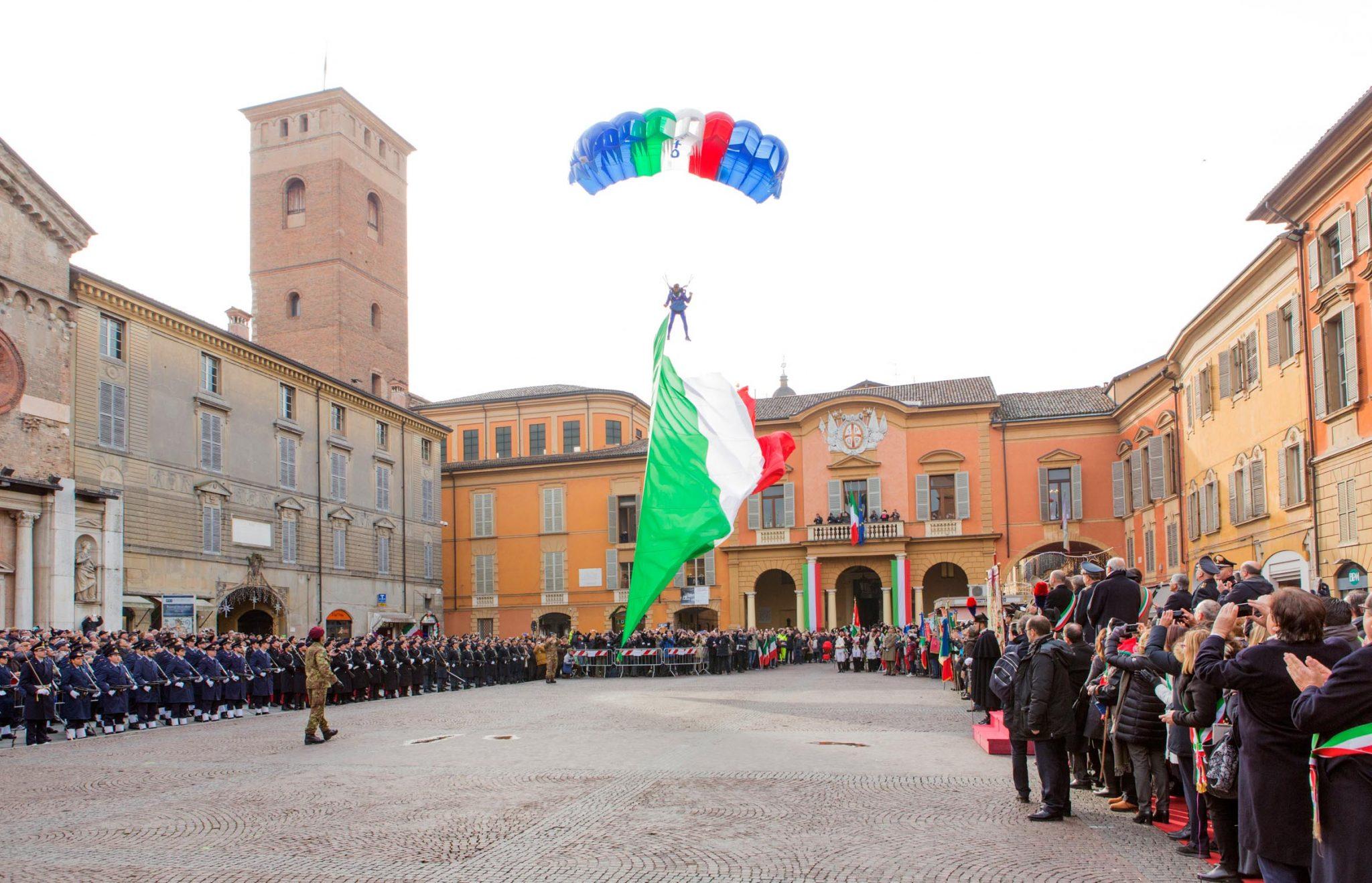 Tricolore Piazza