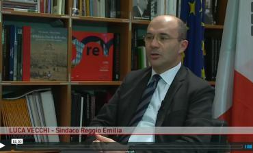 Reggio Emilia: investimenti e nuovi cantieri, il punto con il sindaco Vecchi