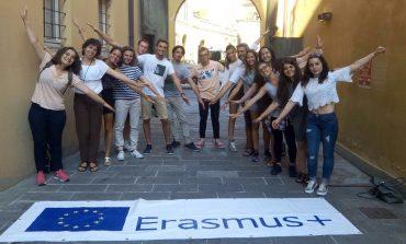 """I giovani reggiani della """"generazione Erasmus+"""". FOTO"""