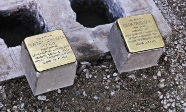 Altre 15 pietre d'inciampo posate a Reggio Emilia e provincia