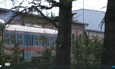 Santa Croce, cittadini contro il deposito dei treni. VIDEO