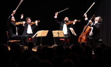 A Reggio Emilia il Quartetto di Cremona con Lucchesini e Ruiz