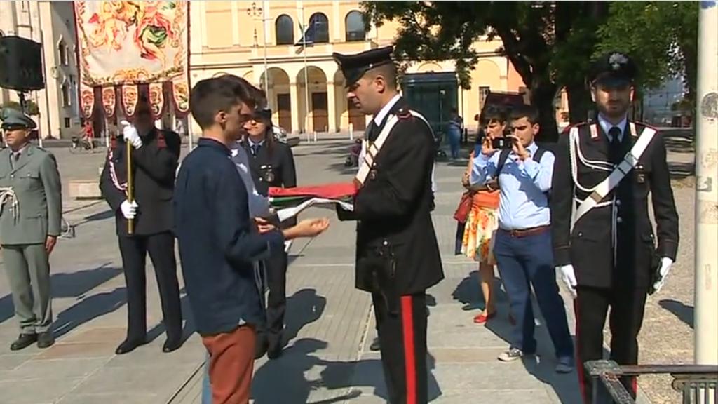 Il sindaco di Mussomeli a Roma per la festa della Repubblica