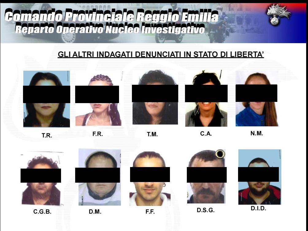 Truffe e raggiri online. Operazione Carabinieri dall'Emilia Romagna alla Basilicata